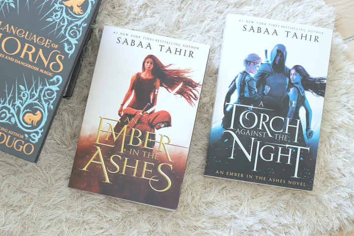An Ember in the Ashes, Sabaa Tahir, fatansy, YA, young adult